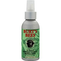 Burt's Bees Herbal Insect Repellent 4 fl.oz