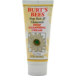 BURT'S BEES Deep Cleansing Cream Soap Bark & Chamomile 6 oz