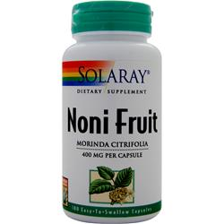 Solaray Noni Fruit 100 caps