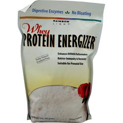 RAINBOW LIGHT Whey Protein Energizer Vanilla 14 oz