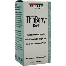 RAINBOW LIGHT ThinBerry Diet 60 tabs