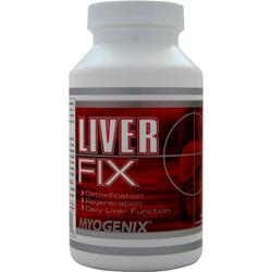MYOGENIX Liver Fix 120 caps
