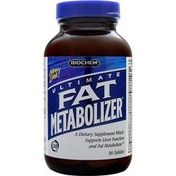 BIOCHEM Ultimate Fat Metabolizer 90 tabs