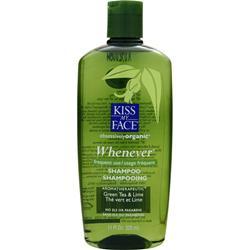 KISS MY FACE Shampoo Green Tea & Lime 11 fl.oz