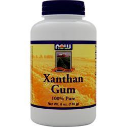 Now Xanthan Gum 100% Pure 6 oz