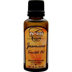 NOW Jasmine Scented Oil 1 fl.oz