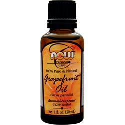 NOW Grapefruit Oil 1 fl.oz