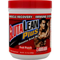 Labrada GlutaLean Plus Fruit Punch 12.3 fl.oz
