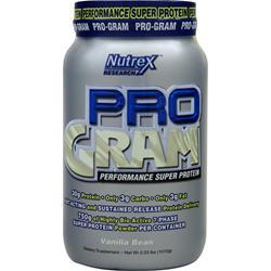 NUTREX RESEARCH Pro-Gram Vanilla Bean 2.23 lbs