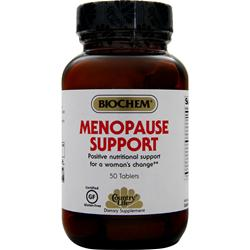 BIOCHEM Menopause Support 50 tabs