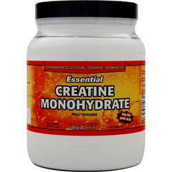 IRON-TEK Essential Creatine Monohydrate (micronized) Best by 10/14 42.3 oz