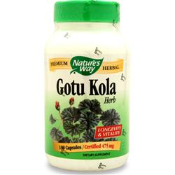 Nature's Way Gotu Kola Herb 180 caps