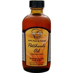 Now Patchouli Oil 4 fl.oz