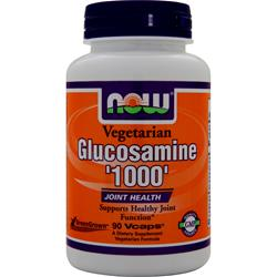 NOW Vegetarian Glucosamine 1000 90 vcaps
