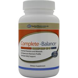 APPLIED NUTRICEUTICALS Complete-Balance 60 caps