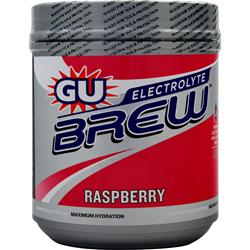 GU Electrolyte Brew Raspberry 910 grams