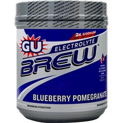 GU Electrolyte Brew Blueberry Pomegranate 910 grams