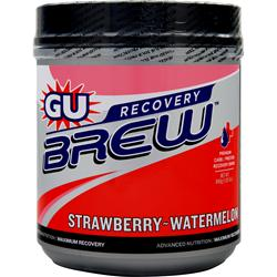 GU Recovery Brew Strawberry-Watermelon 840 grams