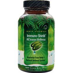 Irwin Naturals Immuno-Shield 100 sgels