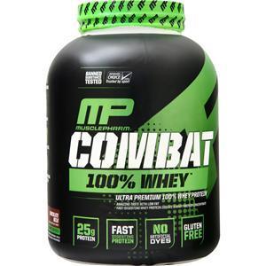 Muscle Pharm Combat 100% Whey Chocolate 5 lbs